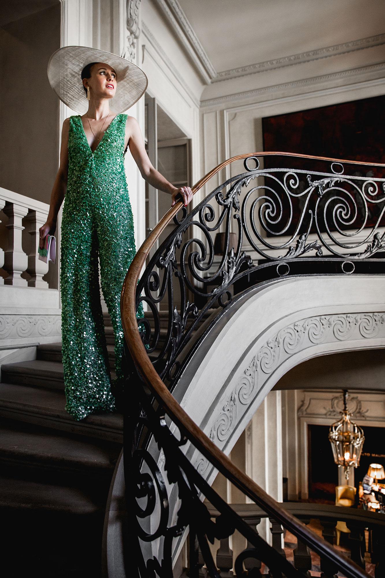 Editoriales - Dior. Teresa Baena