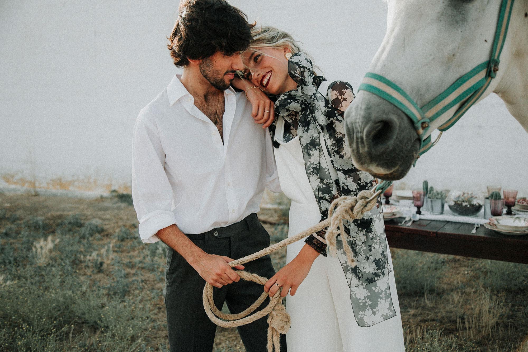 Editoriales - Horse. Teresa Baena